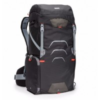 Рюкзак для фотоаппарата MindShift Gear UltraLight Dual 36L - Black Magma